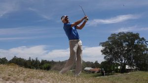 'Rookie' Long set for Snr Open Debut